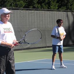 Benson Center Tennis