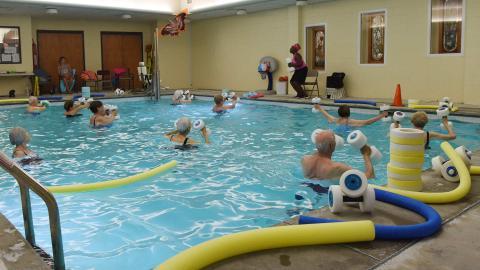Water Aerobics II