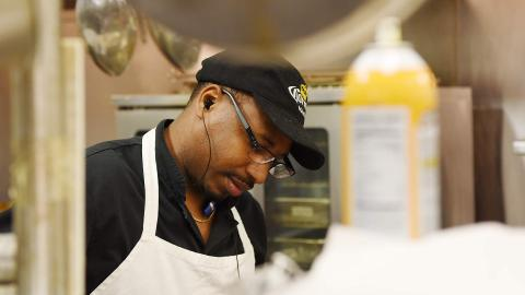 Chef Quentin